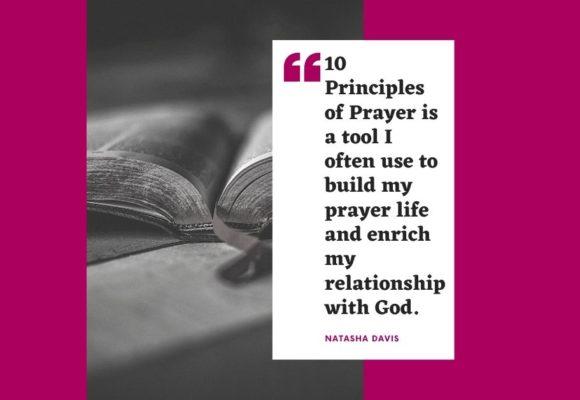 10 Principles of Prayer
