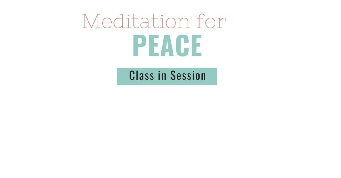 Mediation for Peace by Natasha Davis