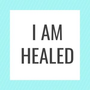 I am Healed – Meditation for Healing by Natasha Davis