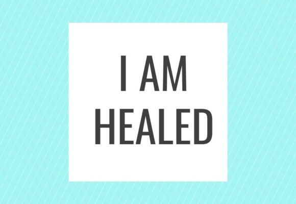 I am Healed – Meditation for Healing by Natasha Davis
